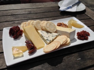 Lake House Cheese Platter